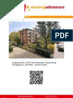 Brochure Engweg-5III te Driebergen Rijsenburg