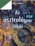 Szilágyiné Nagy Éva - Az asztrológia titkai