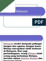 Demografi Malaysia