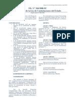 Proc Ds 184 2008 Ef Reglamento de La Ley de Contrataciones Del Estado