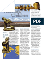 Kutchas Children by Nicholas Breeze Wood and Sacred Hoop Magazine