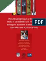 Manual Laboratorio Microbiologia Nccls 2003