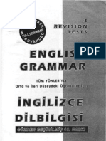 Ingilizce Grammer