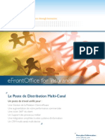 Brochure eFrontOffice