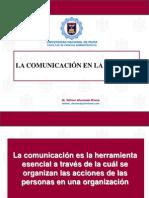 1. COMUNICACIÓN EN LA EMPRESA