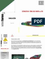 66842008 Tunel Del Viento vs CFD