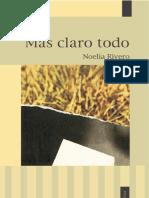 Noelia Rivero, Más claro todo, poesía argentina