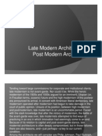 Late Modernhigh Tech Architecture [Compatibility Mode](1)