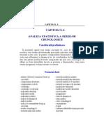 STATISTICA-SERII CRONOLOGICE