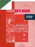 Enterprise 3 Teacher Books