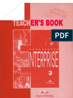 Enterprise 3 Teacher Books