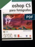 Photoshop Cs Para Fotografos Anaya Multimedia