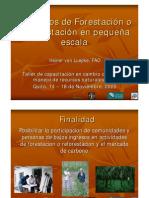 Proyectos de  peque%F1a