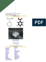 Benzoic Acid Wikipedia