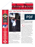 United Poultry Concerns Newsletter