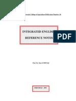3. Integrated English- 24.04.2007