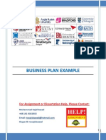 Business Plan PSO