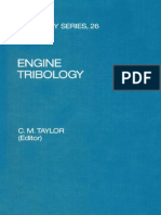 Engine Tribology
