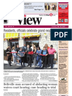 The Belleville View, May 23, 2013