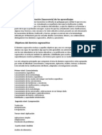 Taxonomía de Gañe