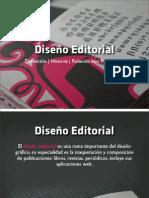 Editorial Definicion