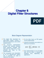 Digital Filter Structures