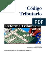 Codigo Tributario 2013