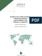 El+futuro+de+la+Unión+Económica+y+Monetaria+europea