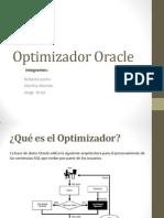 Optimizador Oracle