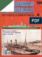 Maquinas de Guerra 124 - Mercantes Armados y Corsarios de La 2 Guerra Mundial