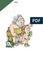 La Prehistoria Adaptado 6c2ba Primaria