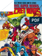 Marvel Secret Wars i - 01 de 12 - Guerras Secretas (Br)