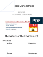 Strategic Management Lecture 2