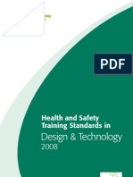 Health and Safety Standards in D&T