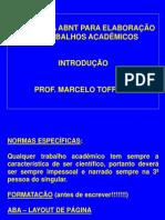 Acad 9 Normas Da Abnt Introducao