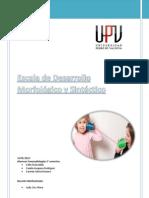 Escala de Desarrollo Morfológico y Sintáctico