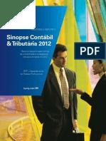 Sinopse Contábil & Tributária 2012 - 2087