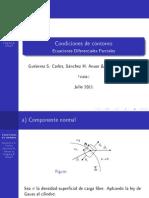 Presentación Ecuación de Laplace. EDP UAM Iztapalapa.
