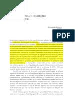EGUREN, Fernando. Reforma Agrária y desarrollo rural en Perú