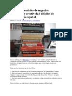 15 libros esenciales de negocios.doc