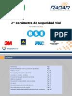 Barómetro-de-Seguridad-Vial-2012 uruguay