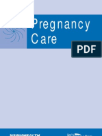 Pregnancy Care Book 95page