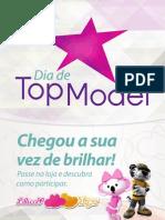 Cartaz LRTTT TopModel Personagens
