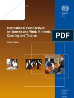 International perspectives on women and work in hotels, catering and tourism