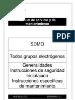 Manual of Maintenance