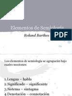 Elementos de semiología