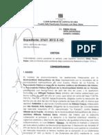 LA PARADA-D Apelacion Caso Parada 220513