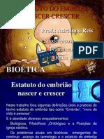 ESTATUTO DO EMBRIÃO Apresentaçao de bioetica kátia.pptx 2