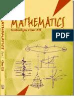 Ncert 12 Maths 1
