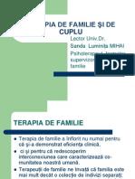 TERAPIA DE FAMILIE ŞI DE CUPLU 2